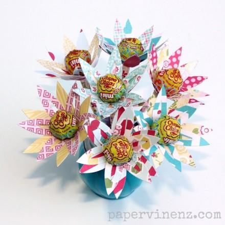 Lowri McNabb Lollipop Flowers for Easter