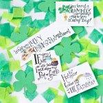 Free Printable Leprechaun Notes from DIY Studio