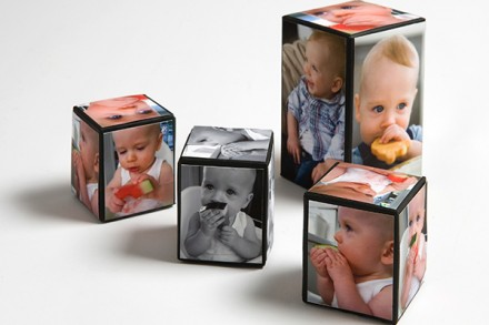 Mother's Day Gift Idea | DIY Photo Cubes