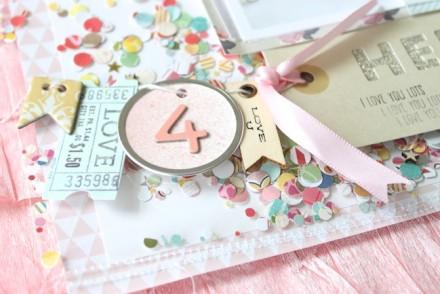 Tutorial - Confetti Pockets by Stephanie Bryan at Shimelle