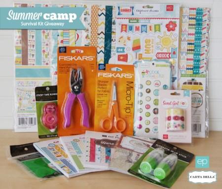 Carta Bella Paper Survival Kit Giveaway