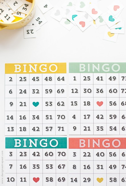 Printable-Cute-Bingo-Cards-Download-a-set-of-4-for-FREE-over-at-Design-Eat-Repeat