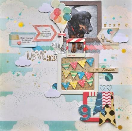 Inspiration du Jour - Miss You by carolpxto