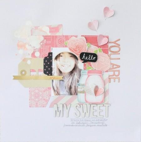 Inspiration du Jour - MySweet by Michiko.K