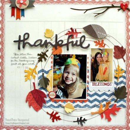 Inspiration du Jour | Thankful Blessings