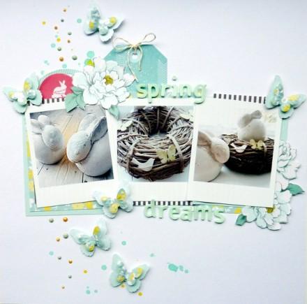 Inspiration du Jour - Spring Dreams by AnkeKramer