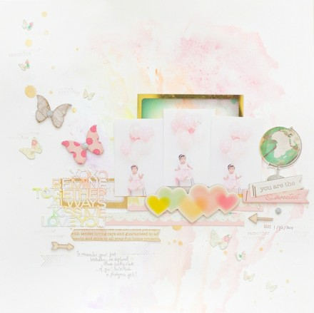Inspiration du Jour - You Are The Sweetest by jcchris