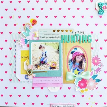 Inspiration du Jour - Happy Hunting bt elizgardner
