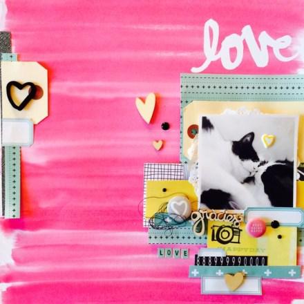 Inspiration du Jour - Love by mireipol