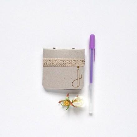 DIY Mini Notebooks - Maritza Lisa