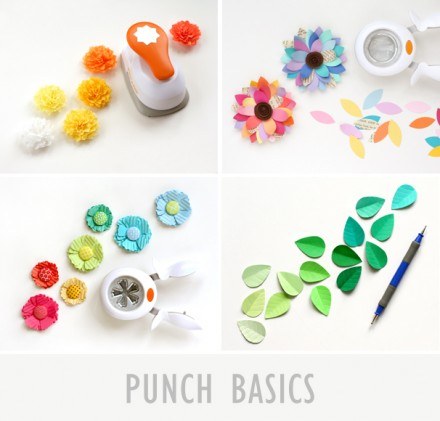 Tutorial - Punch Basics by Lisa Storms