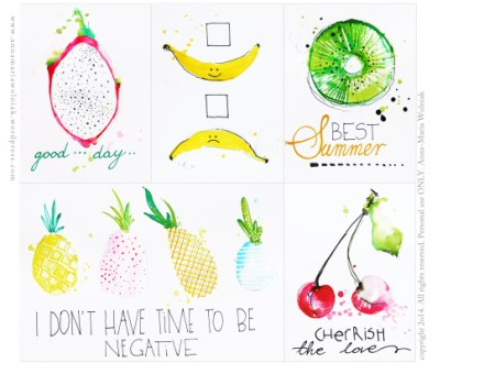 Free fruit-printables-by-anna-maria Wolniak
