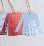 Freebie | DIY Christmas Sweater Gift Tags