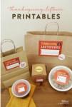 Mega List of Last Minute Thanksgiving Printables & Ideas