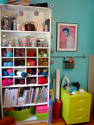 Craft Room - My Aim is True