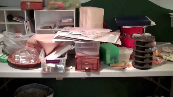 From Mess to Organized Scrapromm
