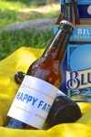 Freebie | Father's Day Beer Bottle Labels