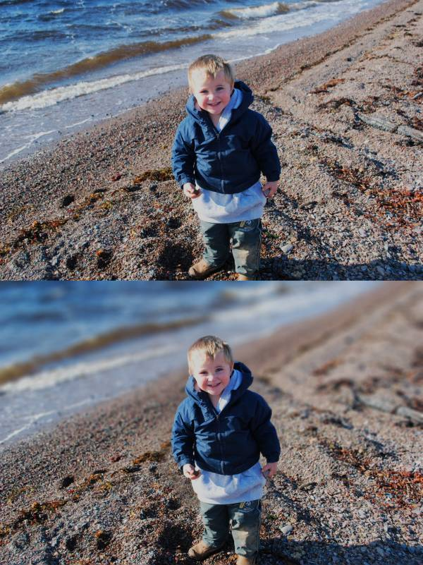 Creating Shallow Depth of Field in Photoshop