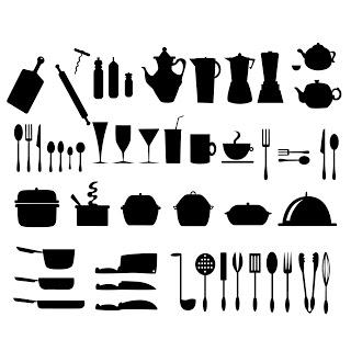Free Svg Cut Files Cookware Scrap Booking