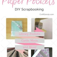 10 Ways to Make & Use Paper Pockets