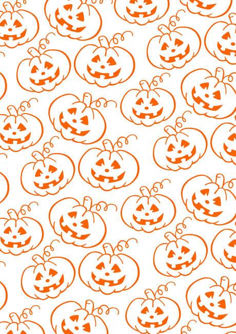 Freebie Halloween Scrapbook Paper Pumpkin Patch Scrap Booking
