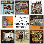 8 Layouts For Your Halloween Spooks