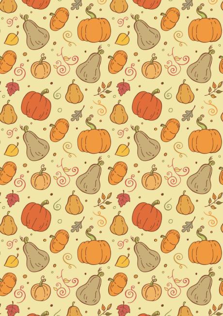 graphic regarding Printable Design Paper identify 3 Totally free Autumn Thanksgiving Printable Sbook Papers