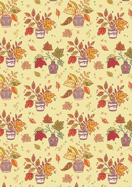 3 Free Autumn Amp Thanksgiving Printable Scrapbook Papers