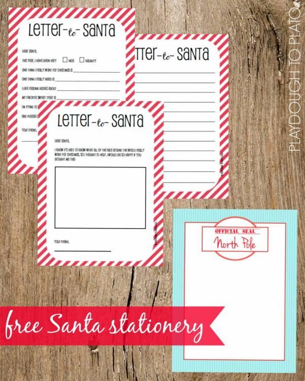 Free-Printable-Santa-Stationery-819x1024