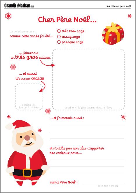 Christmas Freebies   6 Printable Letters to Santa - Scrap Booking