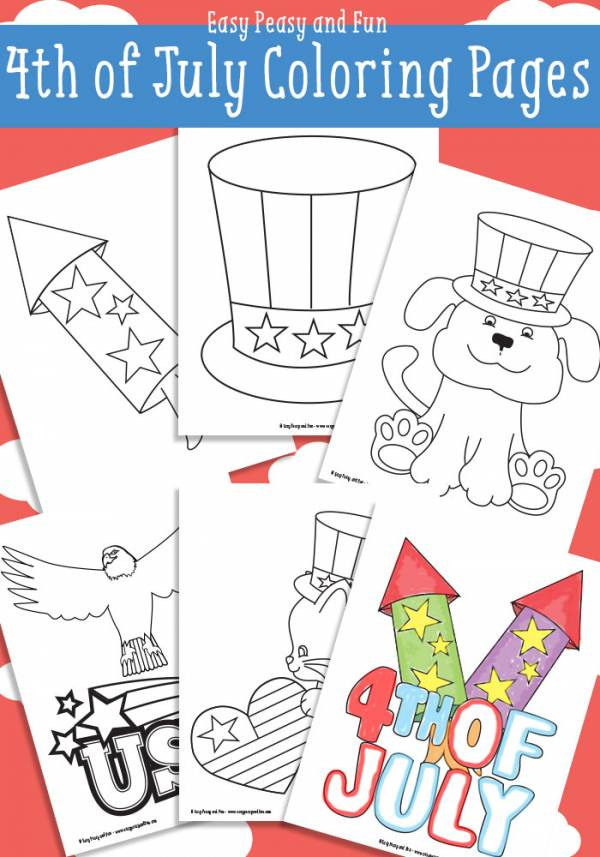 Free-Printable-4th-of-July-Coloring-Pages
