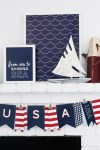 Five Free Printables for the Fourth of July