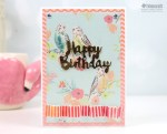 Tutorial | Happy Birthday Card