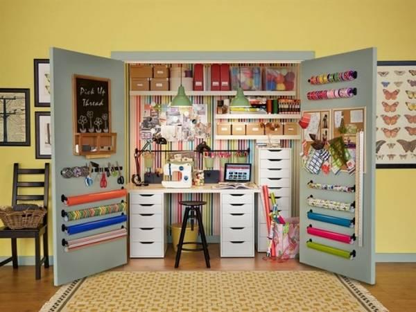 how-to-make-a-craft-closet-with-ikea-furniture