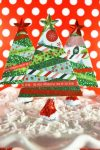 Tutorial | Washi Tape Christmas Trees