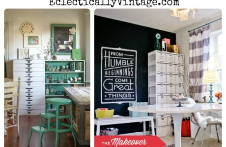 Top 10 Creative Craft Rooms