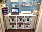 DIY | Add More Work Space in the Craft Room