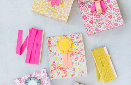 Tutorial | Prize Ribbon Embellishments