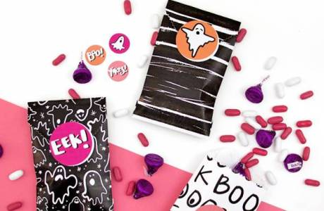 DIY | Printable Treat Bags for Halloween