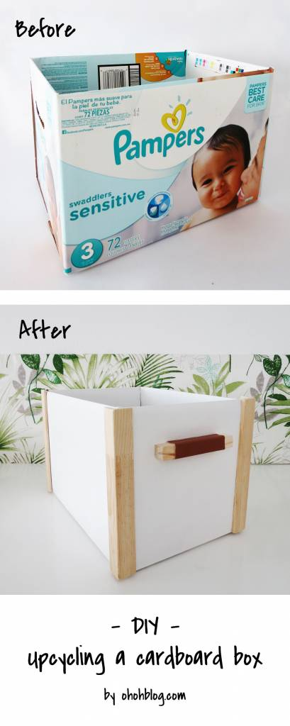 How to Recycle a Cardboard Box for Storage