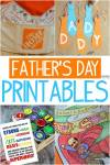 Free Father's Day Printables - Adorable and Creative Dad Gifts