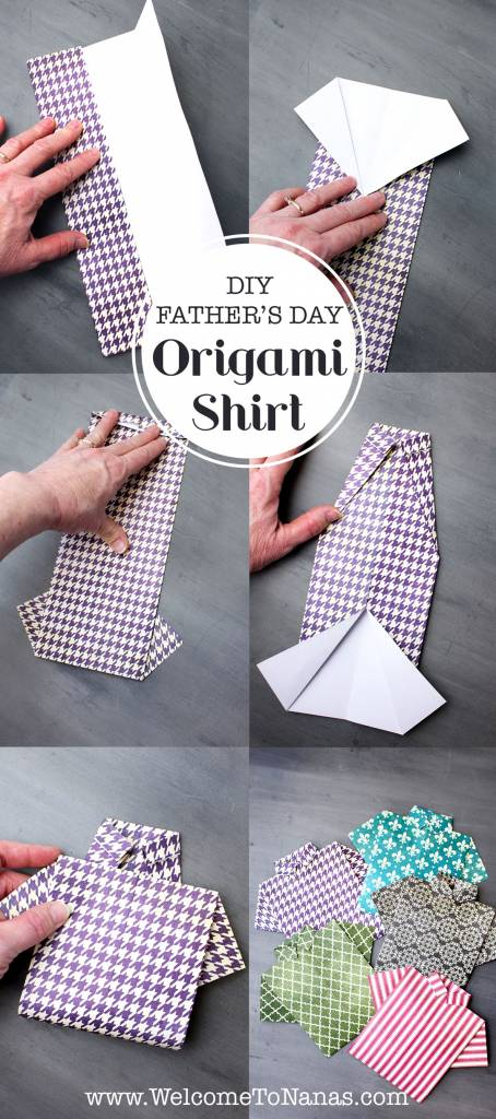 shirt.gif (567×723) | Origami shirt, Origami easy, Origami crafts | 1024x454