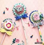 Paper Wands - Kids Craft