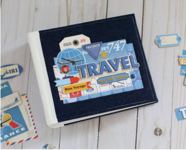 Mini Travel Album