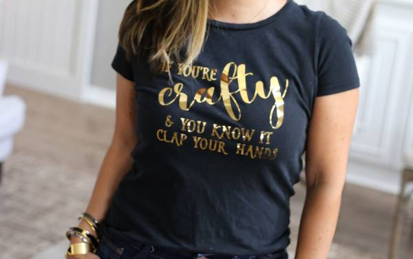 Crafty T-shirt Design
