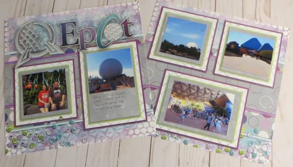 Product Review: EZ Scrapbooks (with a Discount Code!)
