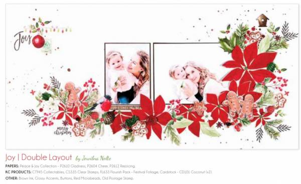 Holiday Paper Craft Magazine Scrap Booking