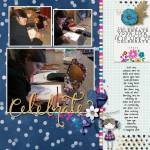 Layouts with a Bit of Sparkle
