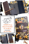 File Folder Notebook Tutorial