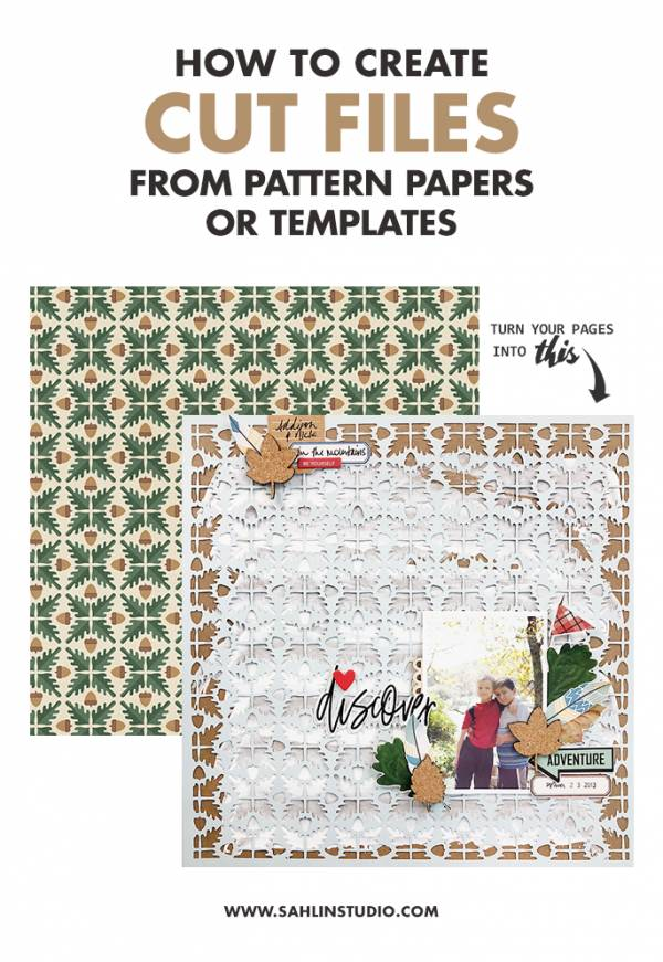 Turn Digital Papers into Die Cuts